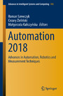 Automation 2018 - Advances in Automation, Robotics and Measurement Techniques