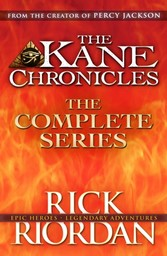 Kane Chronicles: The Complete Series (Books 1, 2, 3)